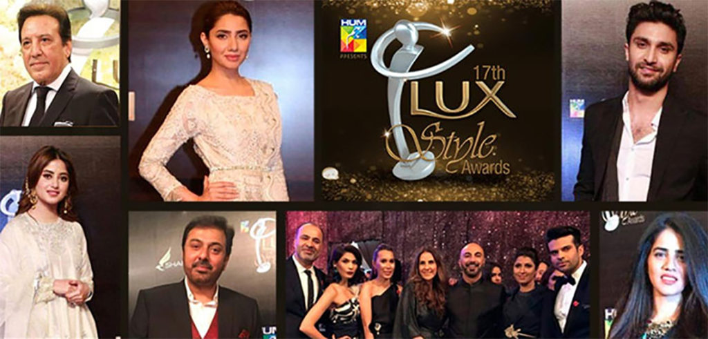 Nominees for Lux Style Awards 2019