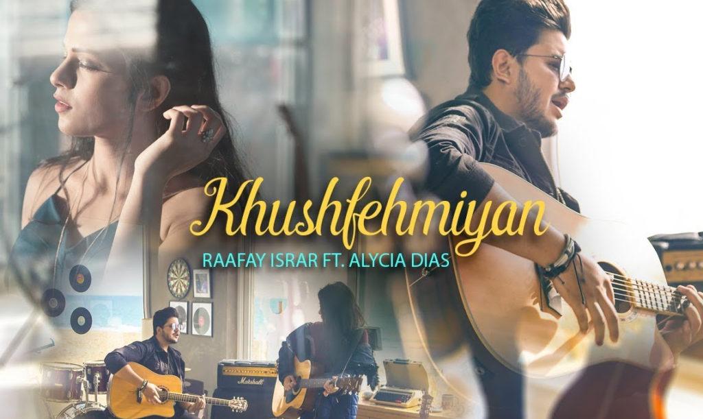 Raafay Israr releases his new single Khushfehmiyan
